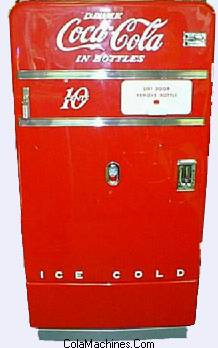vendo 83 coke machine